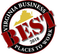 2018 Best Places To Work in Virginia