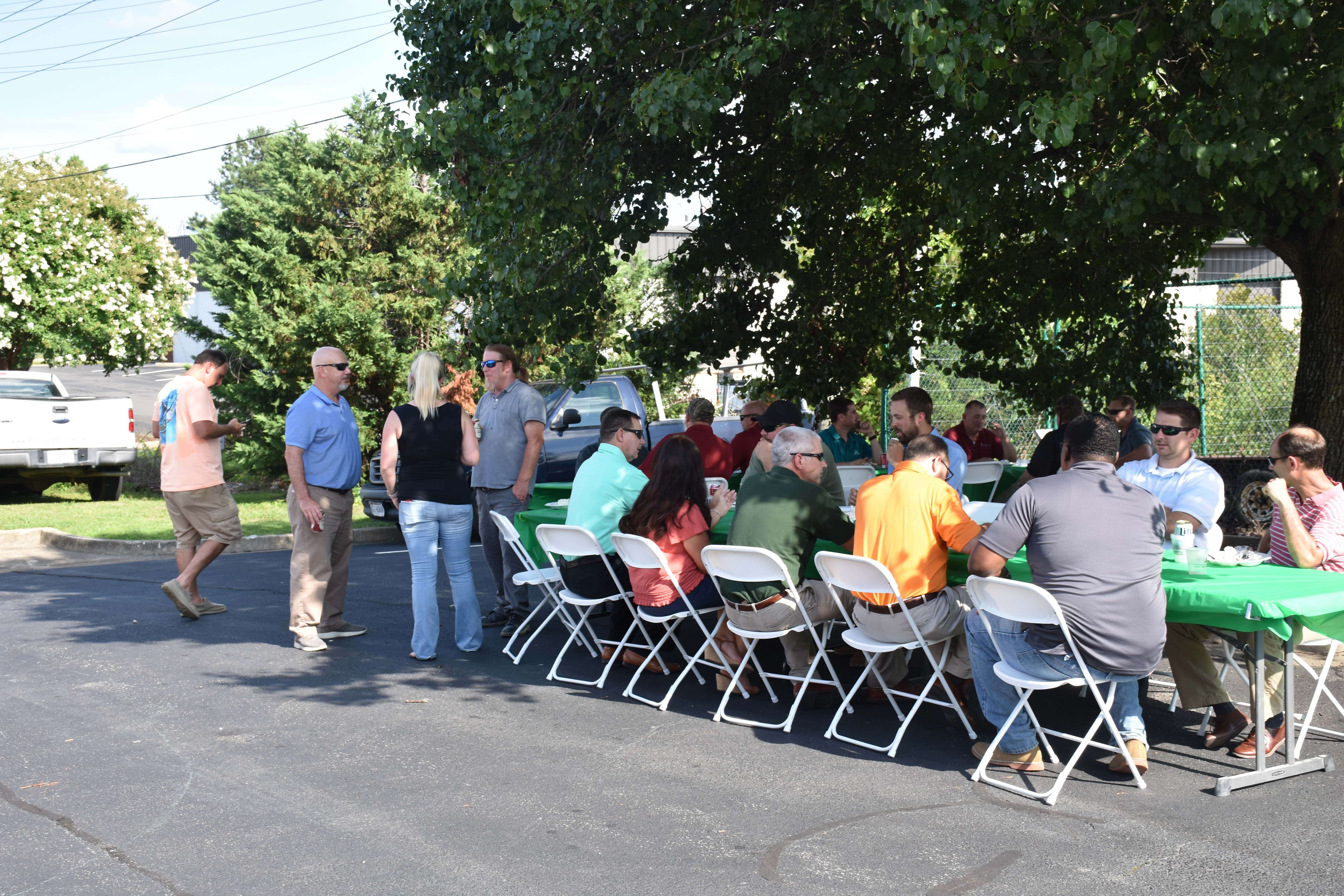 2nd Annual Subcontractor Appreciation BBQ
